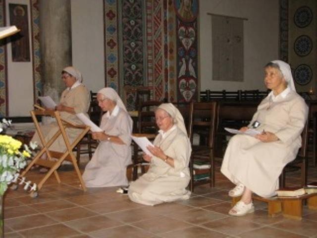 Fraternité Sainte-Claire à Riez