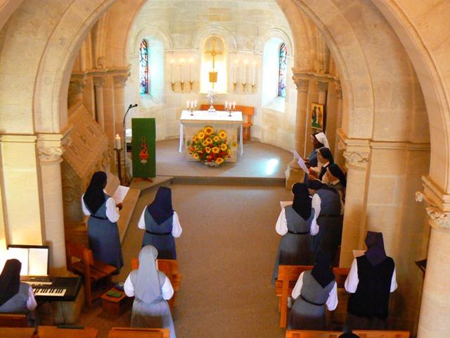Communauté contemplative de la Sainte Famille à Martillac