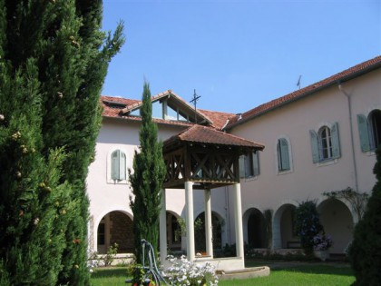 Monastery of dominican nuns at Dax