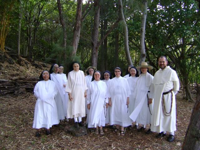Monastère des Dominicaines à La Réunion