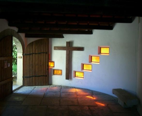 Monastère de La Clarté Notre-Dame à Taulignan