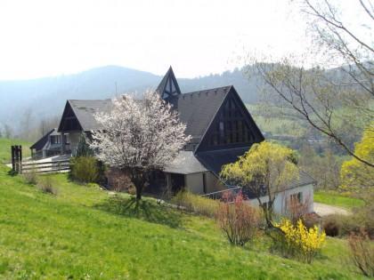 Monastère Saint Jean-Baptiste d'Unterlinden à Orbey