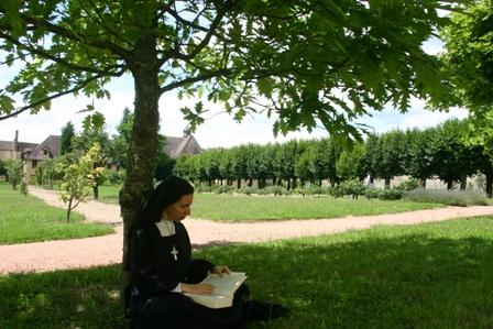 Monastère de la Visitation à Paray le Monial