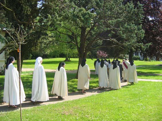 Carmel de Frileuse à Briis sous Forges