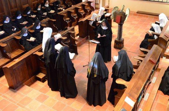 Abbaye Notre-Dame de Fidélité à Jouques