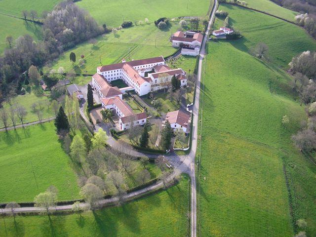 Monastère Sainte-Scholastique à Urt