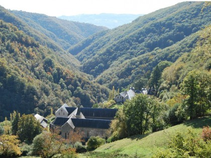 Abbaye Notre-Dame de Bonneval au Cayrol