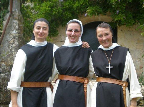 Abbaye Notre-Dame du Rivet à Auros