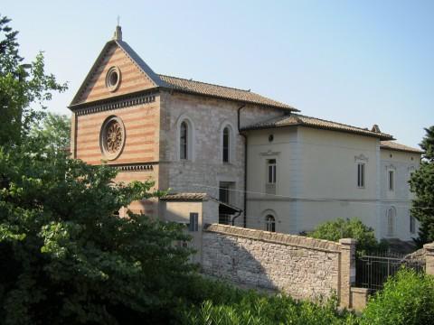 Monastère Sainte-Colette à Assise