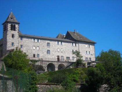 Monastery St Clare in Mur de Barrez