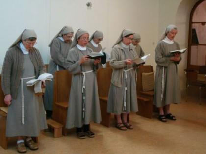 Monastère des clarisses à Millau