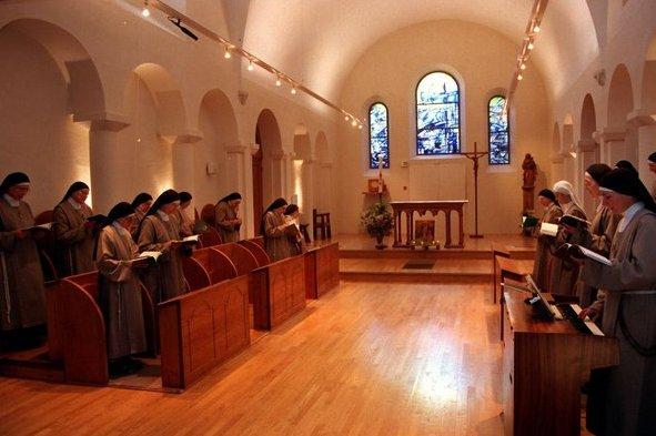 Monastery St Clare in Montbrison