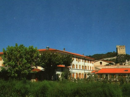 Monastery of St Clare at Crest