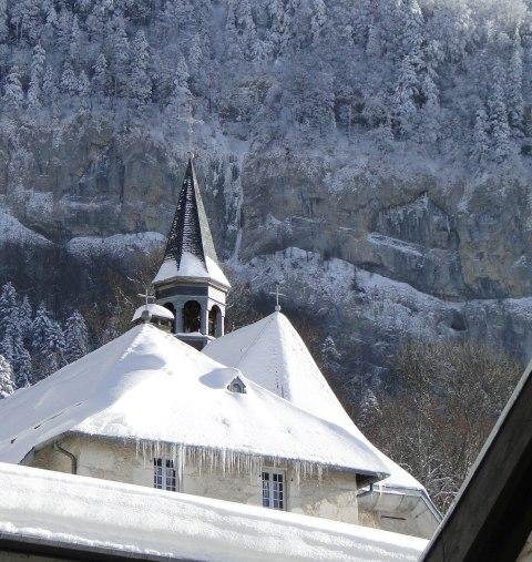 Monastère Notre-Dame de Chalais à Voreppe