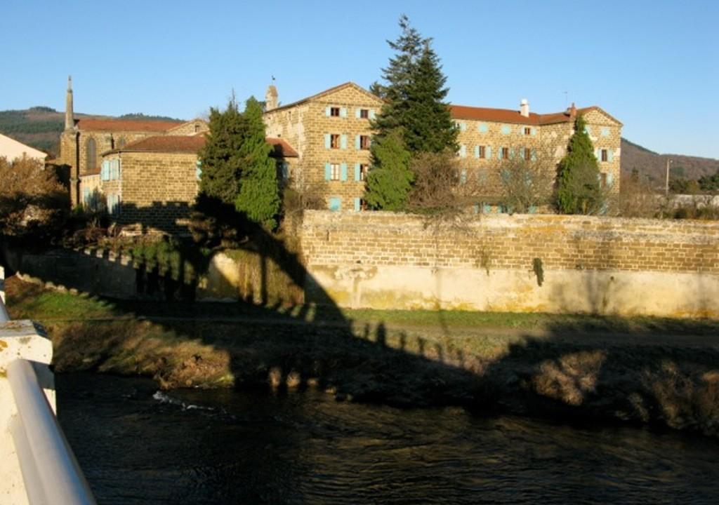 Monastère Sainte-Catherine de Sienne à Langeac