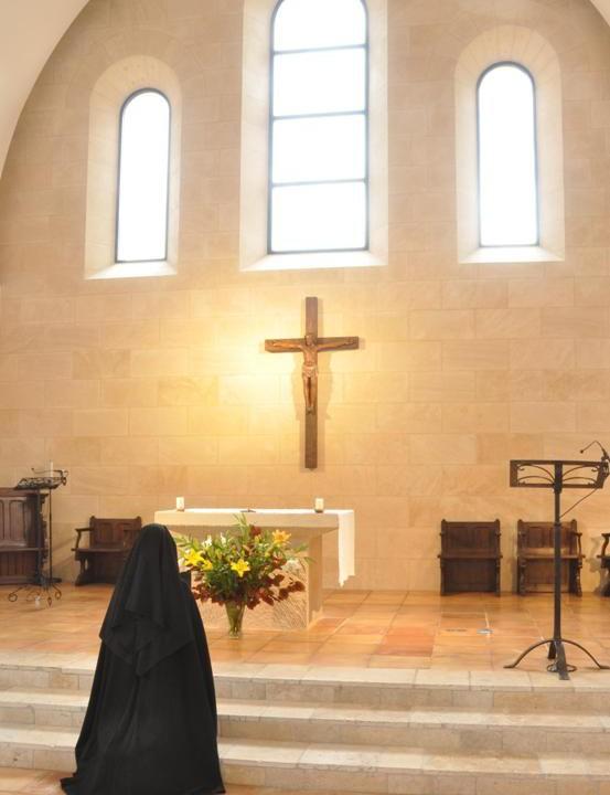 Les Ordres monastiques - Monastère Sainte-Marie-Madeleine à Saint-Maximin