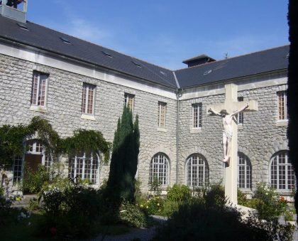 Monastery of The Visitation at Lourdes