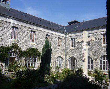 Monastère de la Visitation à Lourdes