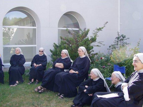 Monastère Notre-Dame à Bouzy-la-Forêt