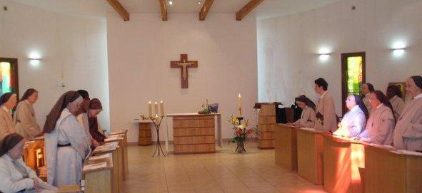 Monastère Saint-Joseph à Brou sur Chantereine
