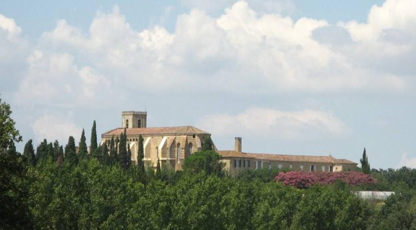 Abbaye Sainte-Marie à Boulaur