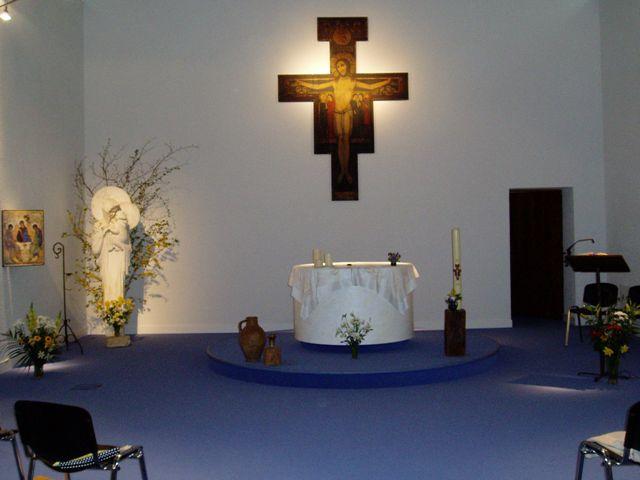 Prière des moniales - Monastère des Clarisses à Alençon - Personal and common prayer