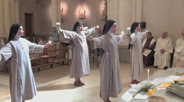 Monastère Sainte-Claire à Marseille