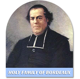 Holy family of Bordeaux