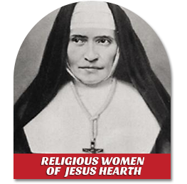 Religious women of  Jesus hearth