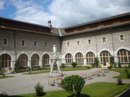 Monastery of The Visitation at Annecy