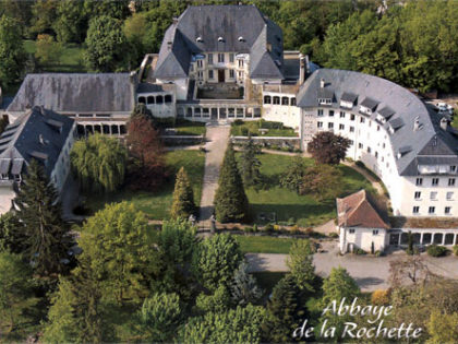 Abbey of La Rochette at Belmont-Tramonet