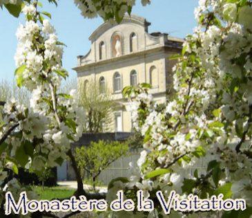 A la Visitation de Tarascon (entre Avignon et Arles)