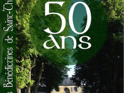 Année Jubilaire 2017-2018 à la congrégation bénédictine de Ste Bathilde