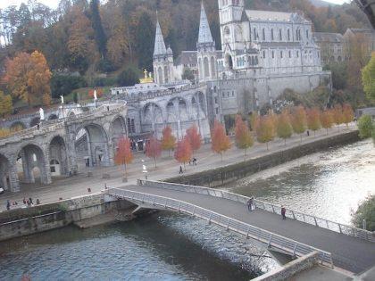 Du 9 au 13 Nov., Lourdes accueillait 450 religieux et religieuses de la CORREF