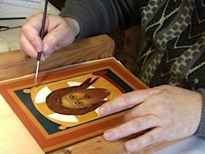 Tenter l'aventure spirituelle d'écrire une icône?