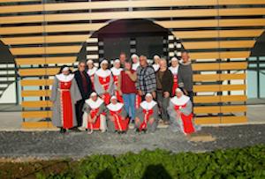 Une retraite pour tous au monastère de l'Annonciade de Grentheville
